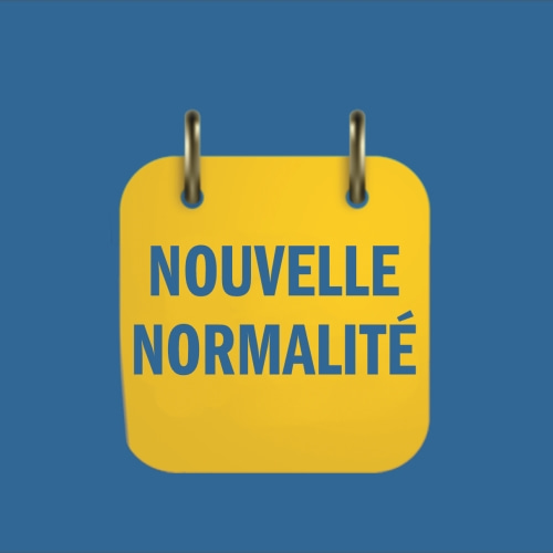 nouvelle normalité