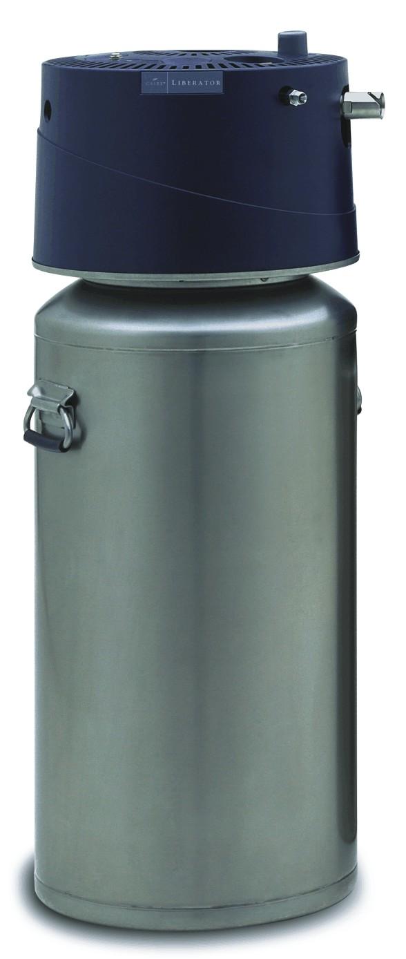 Liquid oxygen reservoir
