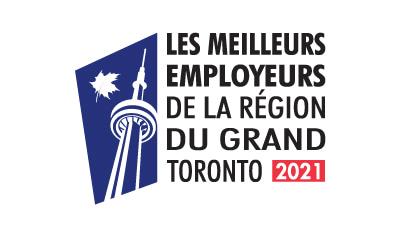 Les Meilleurs Employeurs de la Region du Grand Toronto 2021