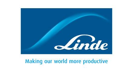 Linde English logo
