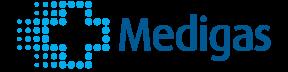 Medigas, A Linde company logo full colour